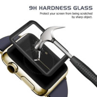 Защитное стекло 4D для часов Apple Watch