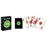 Игральные карты Рик и Морти (Rick and Morty) 54 шт.