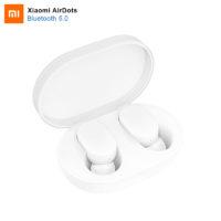 Xiaomi AirDots белые беспроводные Bluetooth наушники гарнитура