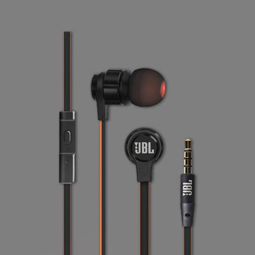 JBL T180A Вакуумные стерео наушники-вкладыши с басами гарнитура с микрофоном