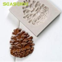 Молд силиконовый форма Шишка 4,3х5 см