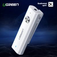 Ugreen Bluetooth приемник с поддержкой aptX (с разъемом для наушников)