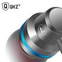 QKZ DM1 наушники-вкладыши с микрофоном
