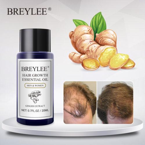 BREYLEE Масло для роста волос 20 мл
