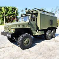 Радиоуправляемый грузовик Урал