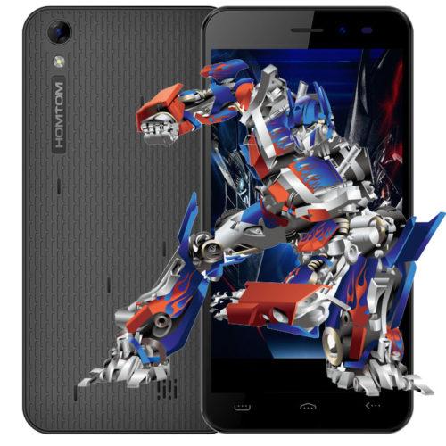 Homtom HT16 мобильный телефон смартфон 5.0″ Android 6.0