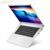 Amoudo Z156 четырехъядерный ноутбук с системой Windows 10 15.6″ 1920X1080P FHD 6GB RAM 500GB/1TB HDD N3450