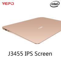 YEPO 737A Ультратонкий ноутбук 13.3″ Intel Celeron J3455