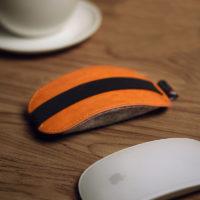 Кожаный чехол для хранения компьютерной мыши Apple Magic Mouse