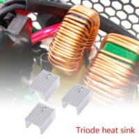 Радиаторы охлаждения для транзисторов ТО220