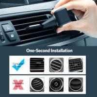 Ugreen Универсальный регулируемый держатель для телефона в автомобиль на вентиляционную решетку