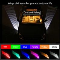 Подсветка Крылья Ангела на авто