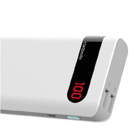 Power Bank Внешний аккумулятор портативное зарядное устройство Romoss Sense 4P 10400 мАч