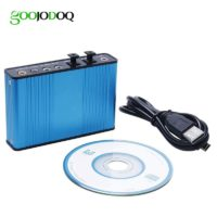 GOOJODOQ USB Sound Card Многоканальный звук (5.1) звуковая карта 6 каналов
