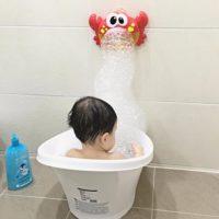 Игрушка для купания в ванной Краб