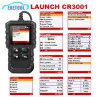 Launch Creader 3001 портативный автомобильный сканер
