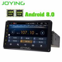 JOYING 1DIN универсальная автомобильная магнитола на Android 6.0