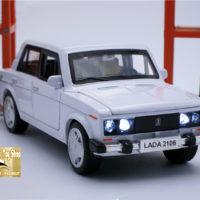 Металлическая игрушечная модель LADA 2106
