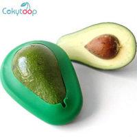 Силиконовая крышка для хранения половинки авокадо 2 шт.