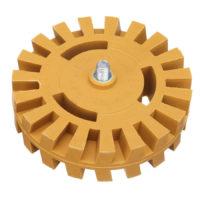 Резиновое колесо для снятия пленок/наклеек без повреждений