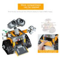 Конструктор Лепин (LEPIN) 16003 Валли (Wall-E) 687 шт.