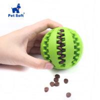 Дентальный мяч для чистки зубов собак