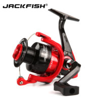 JACKFISH рыболовная катушка на спиннинг 5.0:1