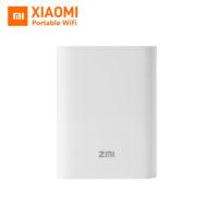 Xiaomi ZMI MF855  Роутер и внешний аккумулятор Power Bank 7800 мАч
