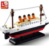 Корабль Титаник конструктор 194 детали