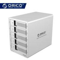 """Док-станция ORICO 9558U3 для 5 HDD 3.5"""""""