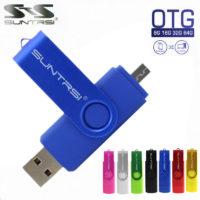 Флешка USB флеш-накопитель от Suntrsi (USB 2.0) от 4 до 128 ГБ
