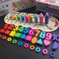 Развивающие игрушки для детей с Алиэкспресс - место 7 - фото 1