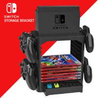 Органайзер полка подставка для Nintendo Switch