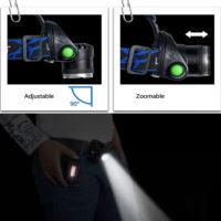 Популярные налобные фонари на Алиэкспресс - место 7 - фото 4