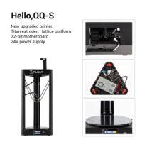 3D принтер Flsun QQ-S