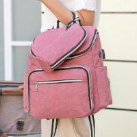 Топ 10 самых популярных рюкзаков для мам с Алиэкспресс - место 4 - фото 3