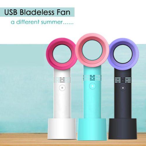 Безлопастной настольный USB вентилятор