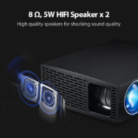 AUN F20 светодиодный проектор 1280*800, 4000 люмен