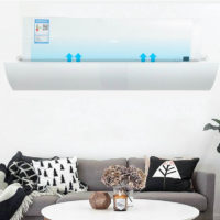 Защитный экран для настенного кондиционера для равномерного распределения воздуха