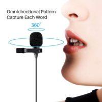 Самые популярные петличные микрофоны с Алиэкспресс - место 9 - фото 5