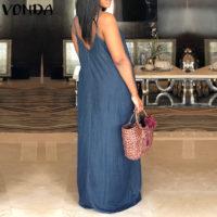 Джинсовые платья и сарафаны с Алиэкспресс - место 4 - фото 4