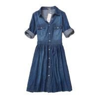 Джинсовые платья и сарафаны с Алиэкспресс - место 10 - фото 1