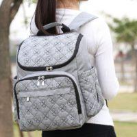 Топ 10 самых популярных рюкзаков для мам с Алиэкспресс - место 2 - фото 3