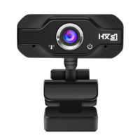 HXSJ S50 USB Web Camera 1280*720 HD веб-камера для компьютера с микрофоном
