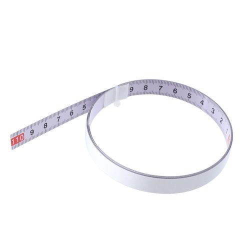 Самоклеющаяся линейка метр