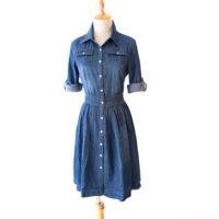 Джинсовые платья и сарафаны с Алиэкспресс - место 10 - фото 5
