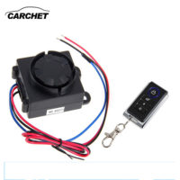 CARCHET Универсальная система сигнализации для мотоциклов