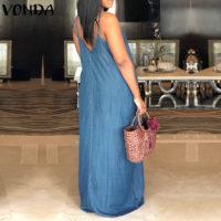 Джинсовые платья и сарафаны с Алиэкспресс - место 4 - фото 3