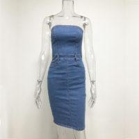 Джинсовые платья и сарафаны с Алиэкспресс - место 9 - фото 3