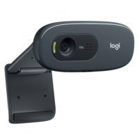 Logitech C270 HD 720 p webcam веб-камера для компьютера с микрофоном